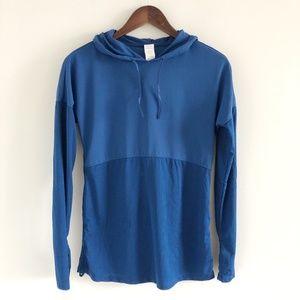 Fabletics Royal Blue Cashel Hoodie Size S